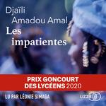 Vente AudioBook : Les Impatientes  - Amadou Djaïli Amal