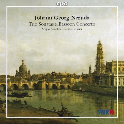 Neruda : concerto pour basson - sonates en trio n° 2, 4, 5 & 6