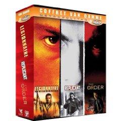 Jean-Claude Van Damme - Coffret n° 2 3 DVD