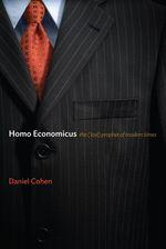 Vente Livre Numérique : Homo Economicus  - Daniel Cohen