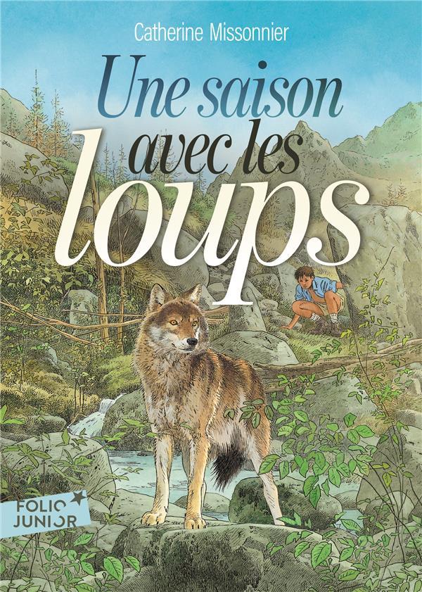 Une saison avec les loups