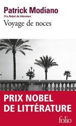 Vente Livre Numérique : Voyage de noces  - Patrick Modiano