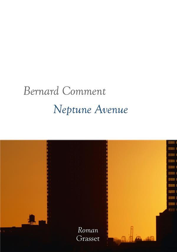 Neptune avenue ; collection blanche dirigée par martine saada