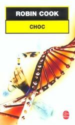 Couverture de Choc