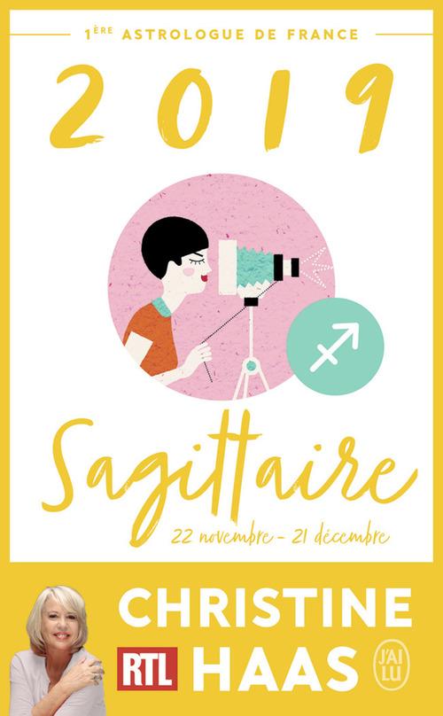Sagittaire ; 22 novembre/21 décembre (édition 2019)