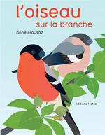 Couverture de L'Oiseau Sur La Branche