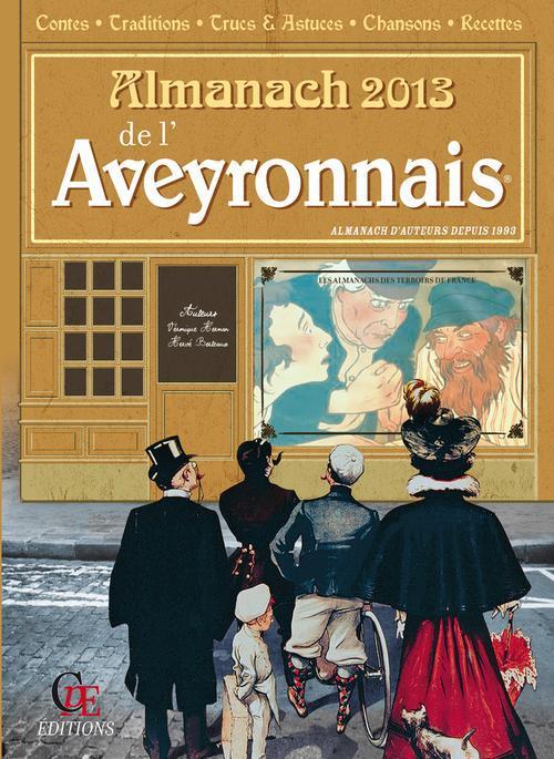 Almanach de l aveyronnais 2013