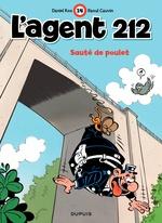 L'Agent 212 - tome 14 - SAUTE DE POULET