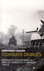Vente Livre Numérique : Combats oubliés  - Dominique LORMIER