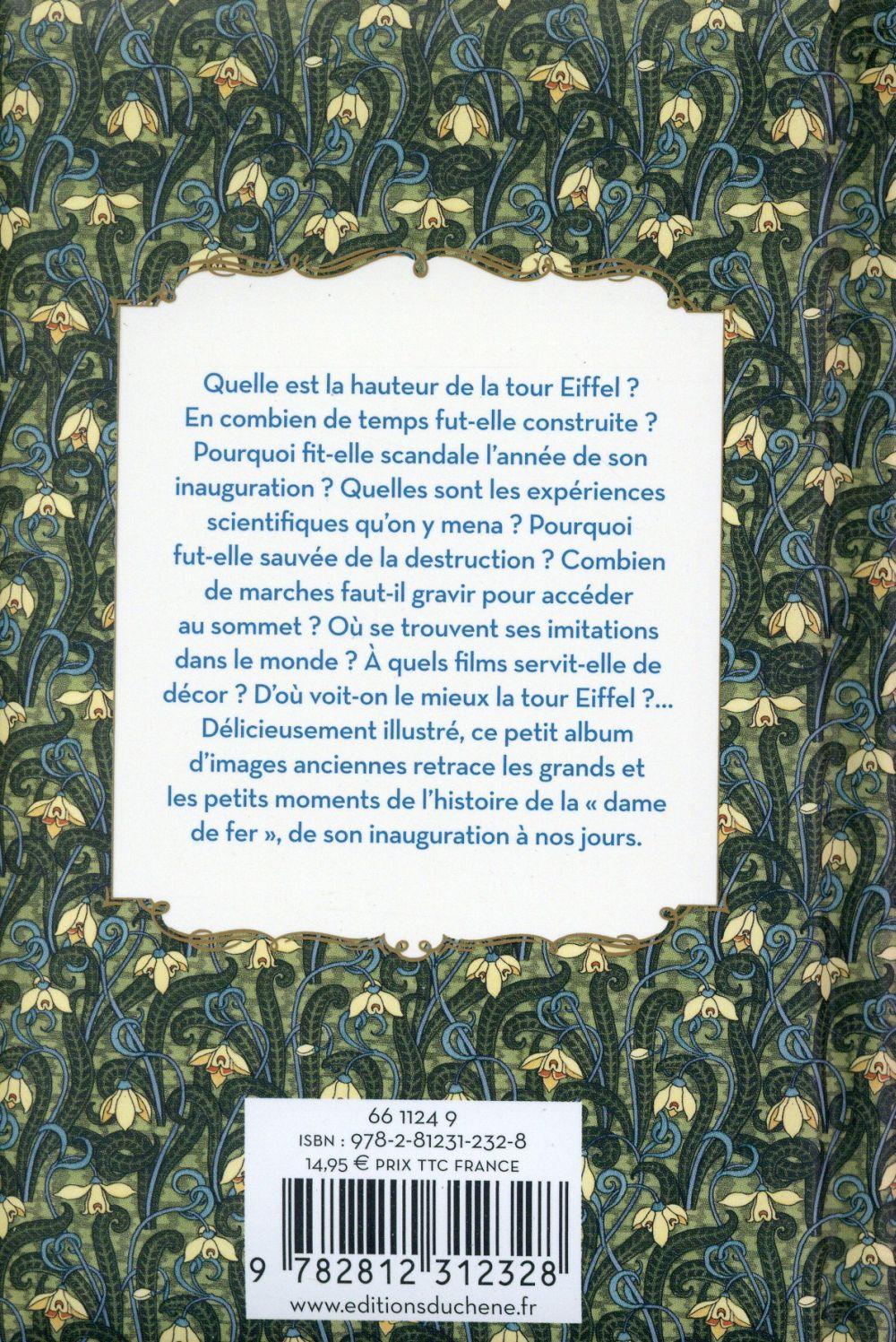 Le petit livre de(s) ; la Tour Eiffel