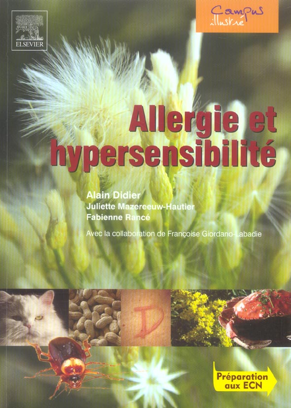 Allergie Et Hypersensibilite