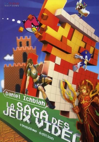 La saga des jeux vidéo (5e édition)