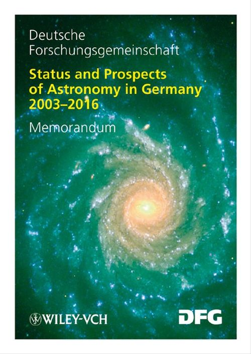 Status and Prospects of Astronomy in Germany 2003-2016