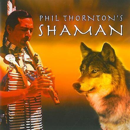Phil Thorton's shaman