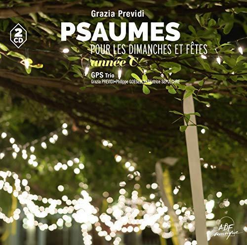 PSAUMES POUR LES DIMANCHES ET FETES ANNEE C