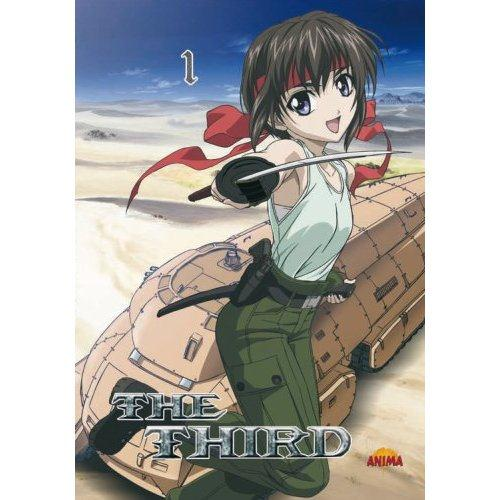 coffret the third - aoi hitomi no shojo, vol. 1