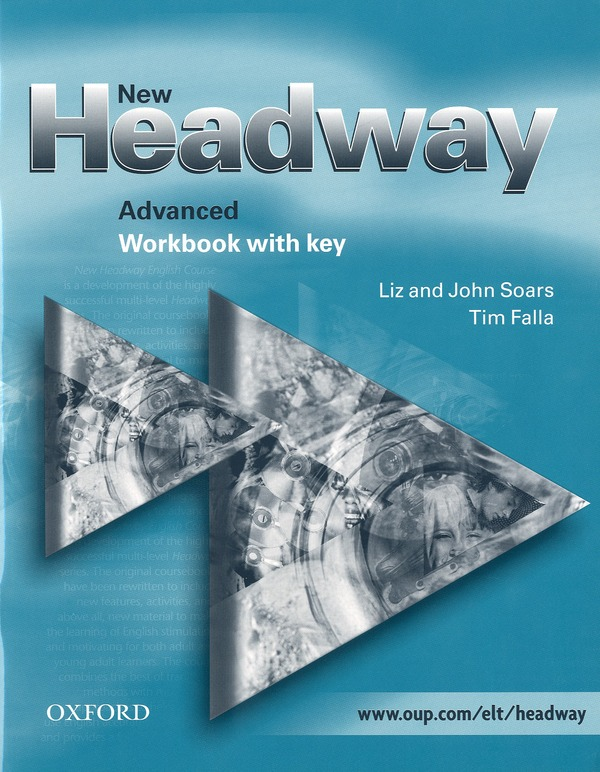 new headway ; advanced exercices with key