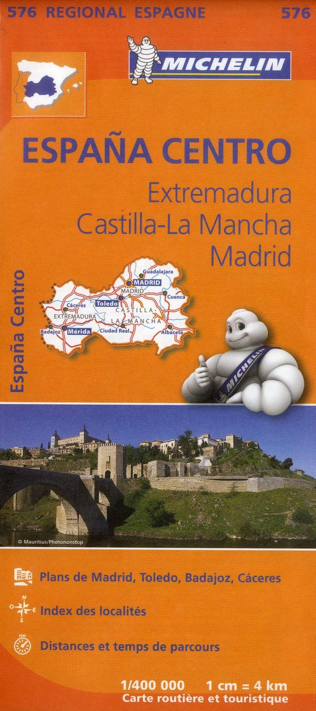 XXX - ESPANA CENTRO : EXTREMADURA, CASTILLA-LA MANCHA, MADRID