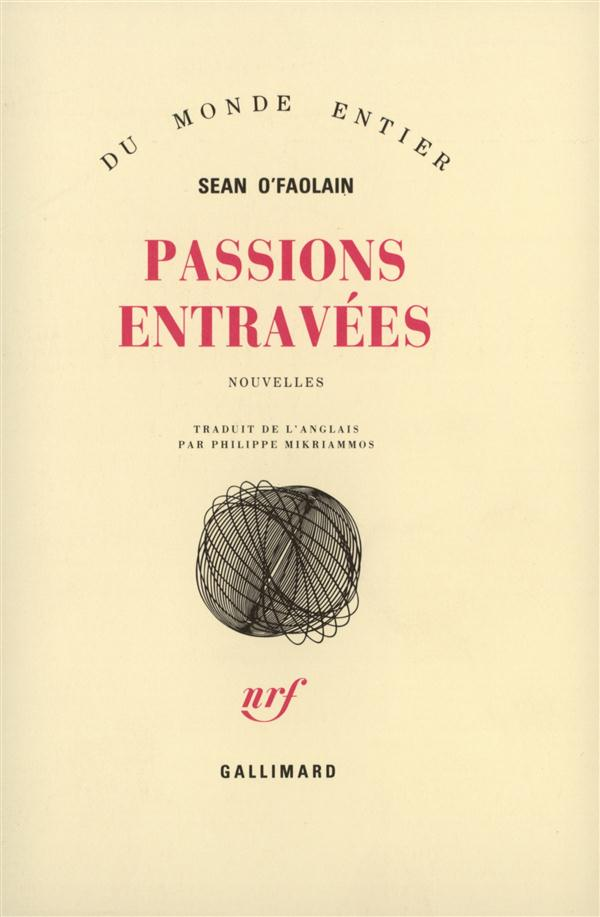 Passions entravees