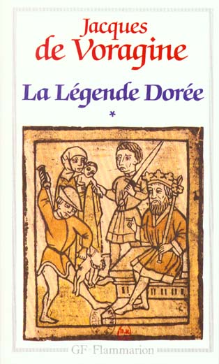 Litterature et civilisation - t01 - la legende doree