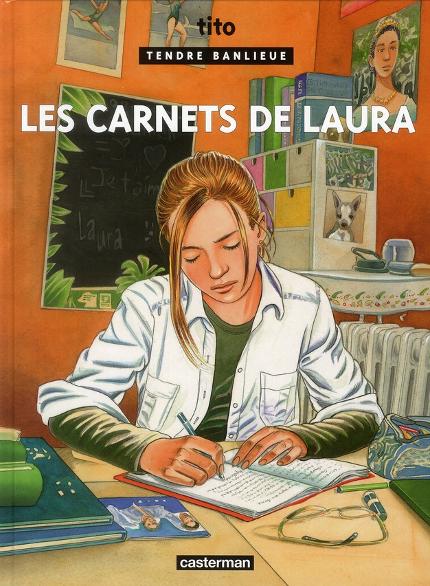 Tendre banlieue t.20 ; les carnets de Laura