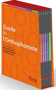 Guide théorique et pratique de l'orthophoniste (coffret 6 volumes)