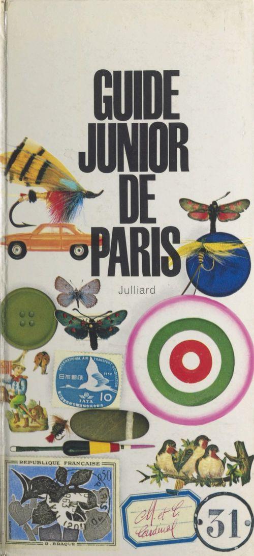 Guide junior de Paris