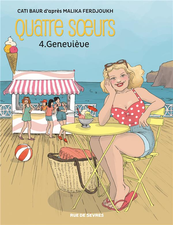Quatre soeurs T.4 ; Geneviève