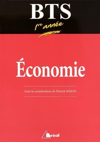 Economie Bts 1ere Annee Collectif Breal Grand Format Le Hall Du Livre Nancy