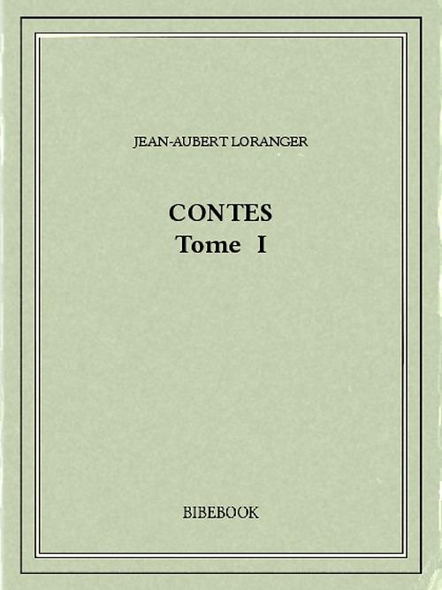 Contes I