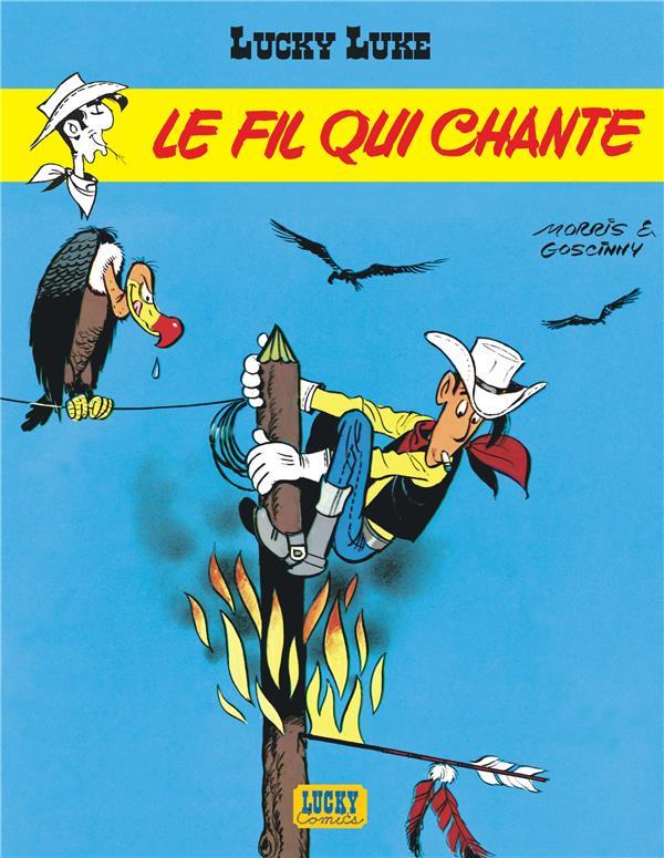 Lucky Luke T.46 ; Le Fils Qui Chante