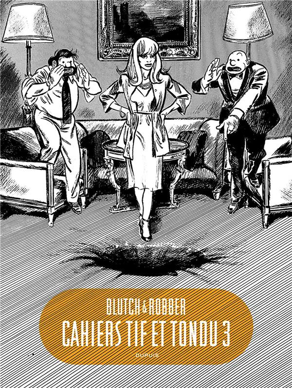Cahiers - Tif et Tondu t.3