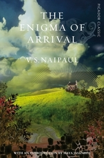 The Enigma of Arrival  - V S Naipaul
