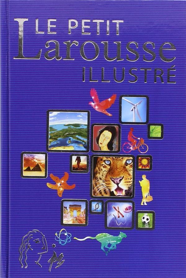 Petit Larousse illustré  ; récompenses scolaires