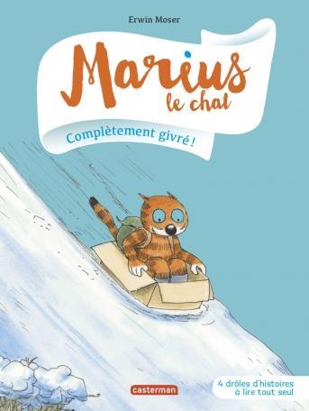 Marius le chat T.12 ; complètement givré !