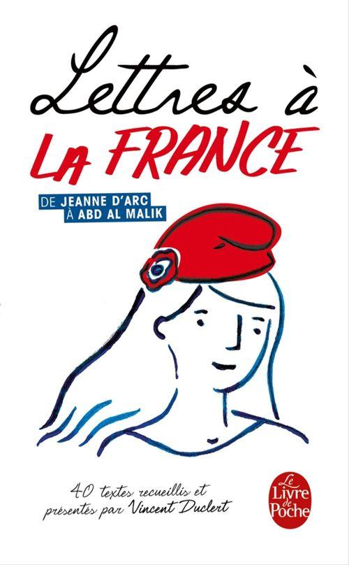 Lettres à la France