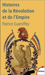 Couverture de Histoires de la révolution et de l'empire