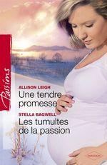 Vente EBooks : Une tendre promesse - Les tumultes de la passions (Harlequin Passions)  - Allison Leigh