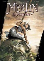 Vente Livre Numérique : Merlin le Prophète T02  - Jean-Luc Istin