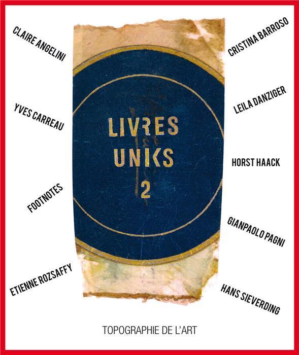 Livres uniks 2