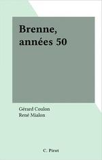 Vente Livre Numérique : Brenne, années 50  - Gérard Coulon