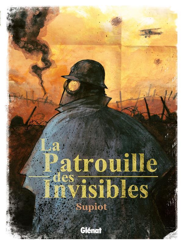 la patrouille des invisibles