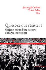 Vente Livre Numérique : Qu'est-ce que résister ?  - Valérie Cohen - José-Angel Calderón