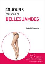 Vente Livre Numérique : 30 jours pour avoir de belles jambes  - Ariel Toledano