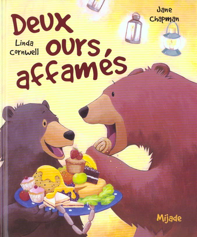 Deux ours affames