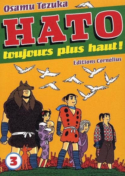 Hato, toujours plus haut t.3