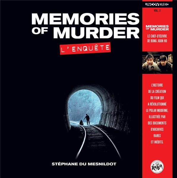 Memories of murder, l'enquête