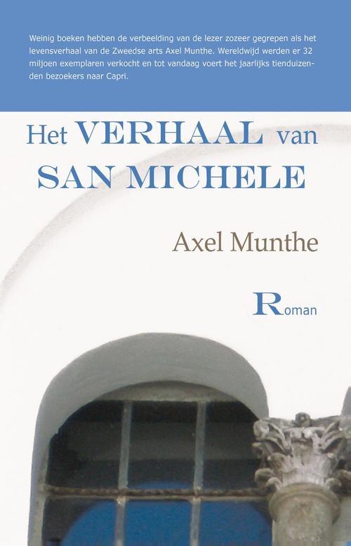 Het verhaal van San Michele - Axel Munthe - ebook