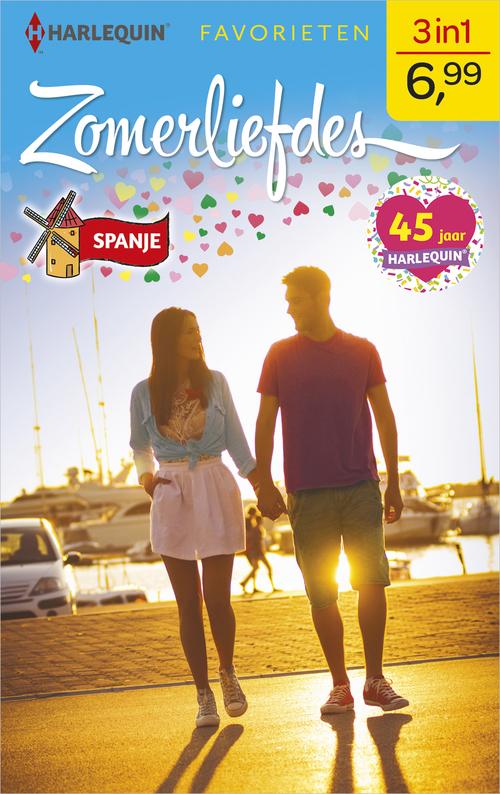 Zomerliefdes - Spanje - Kim Lawrence, Susan Stephens, Diana Hamilton - ebook