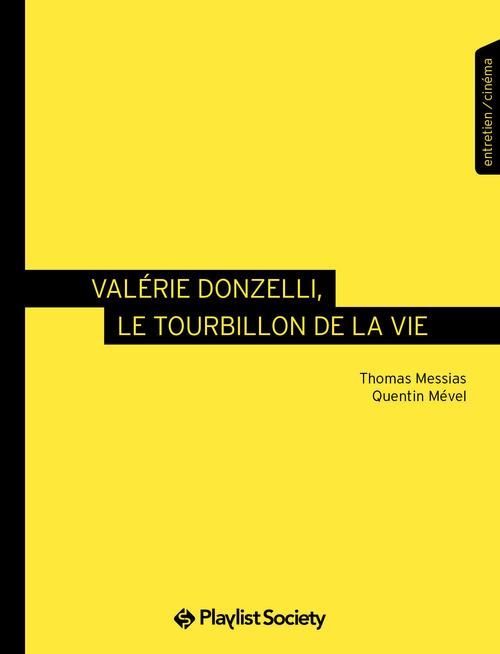 Valérie Donzelli, noir fluo